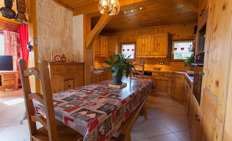 Location de chalet Les Rousses Jura